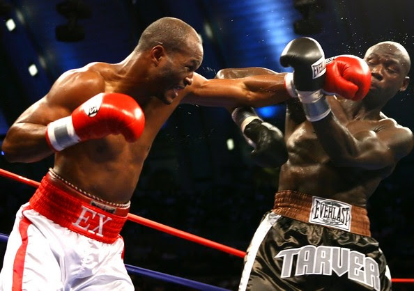 Hopkins vs Tarver