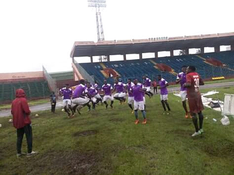 Niger Tornadoes today's match