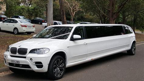BMW Limousine Sydney   OZ Limo Hire