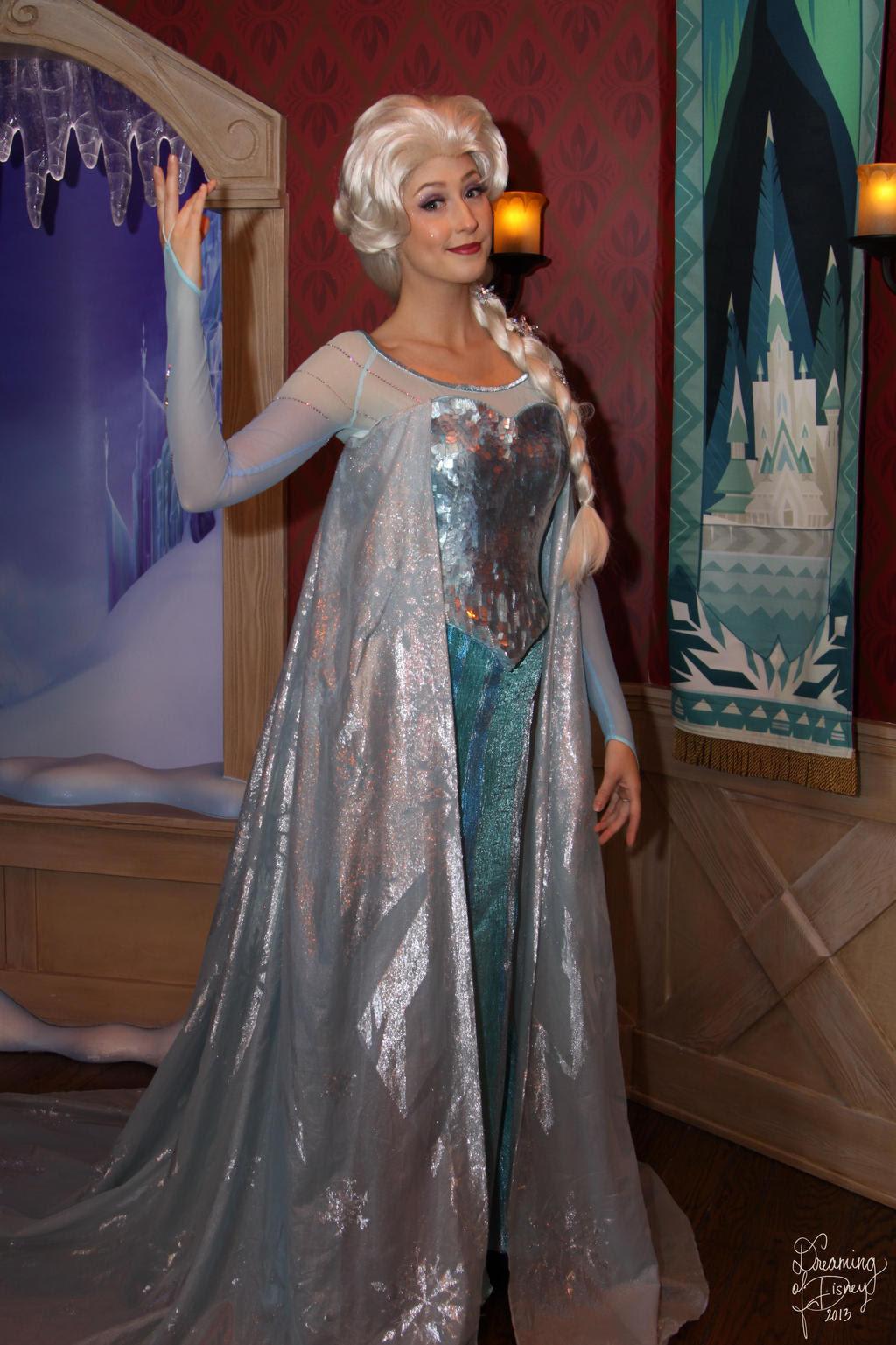 Elsa by Alli2345
