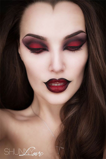 15 Witch Halloween Make Up Looks Ideas 2016 Modern Fashion Blog