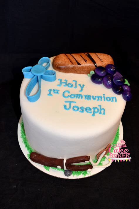 David and Goliath ? 1st Communion ? Happy Cake Baker