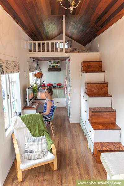 tiny house  tiny home offices hgtvs decorating