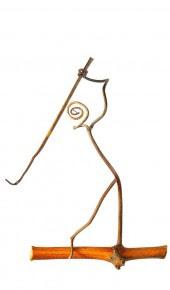 Vinoglyphe Swing - 50x84cms