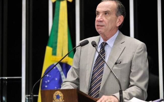 O senador Aloysio Nunes Ferreira (SP) é uma das indicações do PSDB para compor a comissão do impeachment no Senado. Foto: Waldemir Barreto/Agência Senado