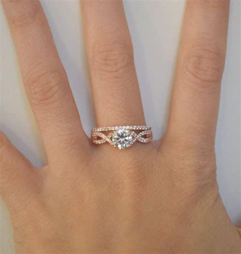 Best 25  Twist engagement rings ideas on Pinterest
