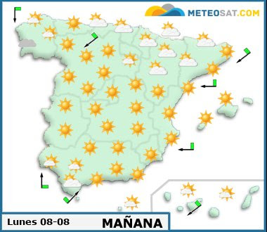 MAPA PREDICCION