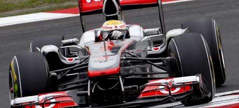 Hamilton gana en China y acaba con el dominio de Red Bull