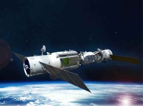 La Shenzhou 11 se acoplará con la Tiangong 2.
