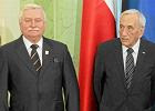 Lech Wałęsa o Mazowieckim: Najlepszy premier, jaki mógł nam się zdarzyć