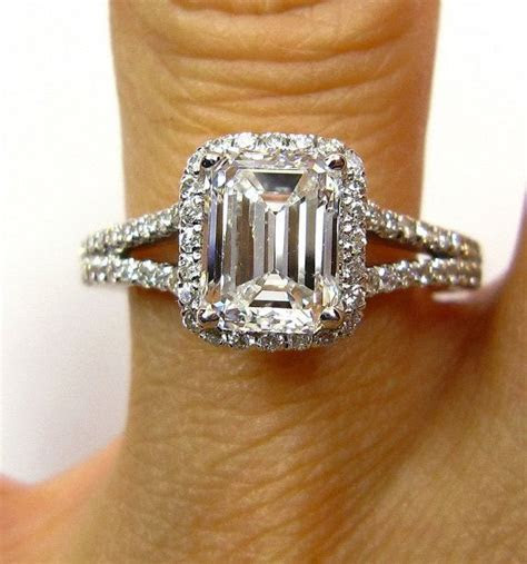 255 best images about Diamond rings on Pinterest   Dream