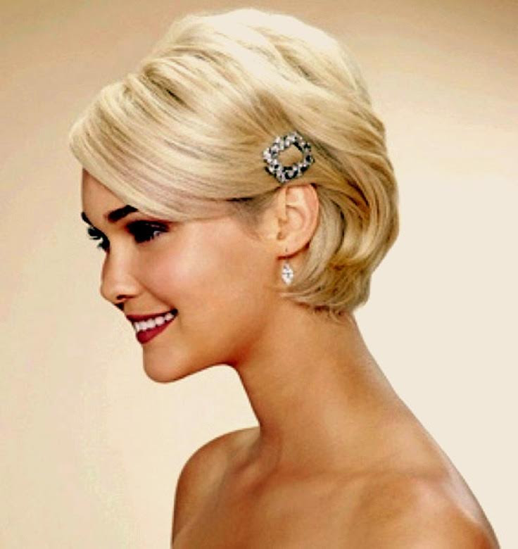 53 Short Hairstyles For A Wedding Day Amazing Ideas