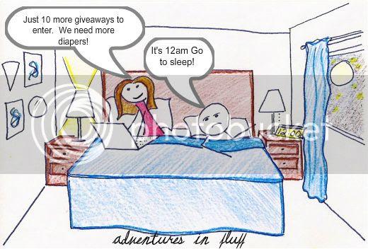 #1 Cloth Diaper Giveaways