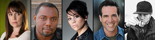 Lara Croft and the Temple of Osiris voice cast