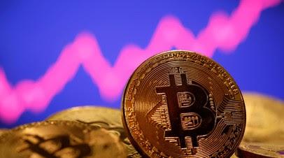 Стоимость биткоина превысила $47 тысяч