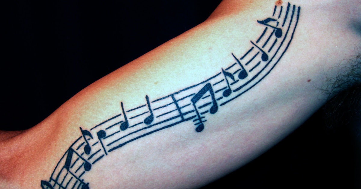 Tatuajes Chidos Inspirados En Musica