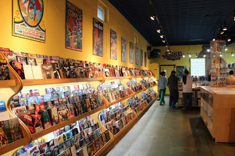 Comic Stores Near Me That Buy Comics