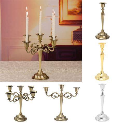 1/3/5 Arm Candelabra Wedding Centerpiece Table Decor
