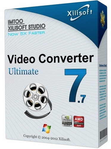 Xilisoft Video Converter Ultimate 7.7.1.20130115