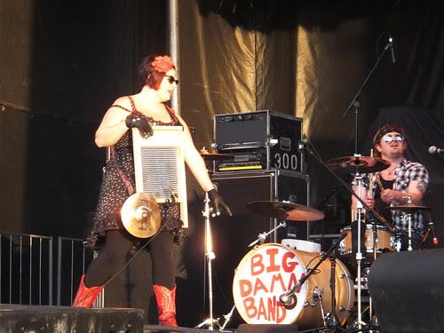 Reverend Peyton's Big Damn Band at Ottawa Bluesfest 2011