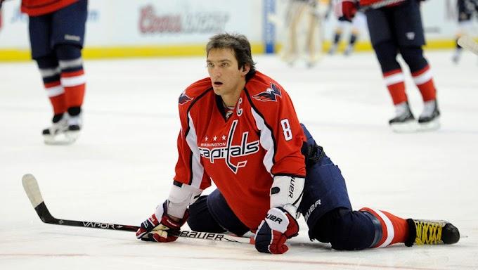 Овечкин почувствовал в первой шайбе «Вашингтона» в новом сезоне НХЛ
