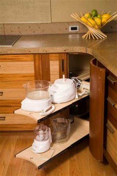 practical kitchen corner storage ideas shelterness