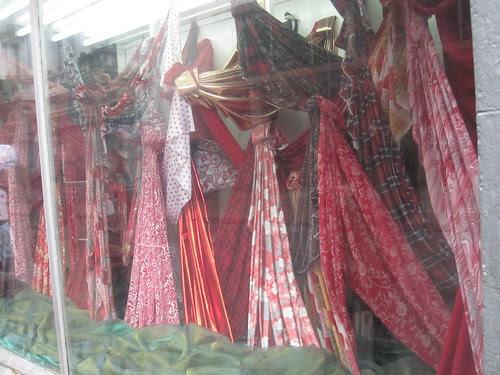 Fabric Store, Quito, Ecuador