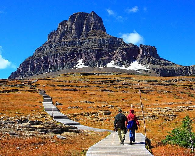 IMG_8014 Hidden Lake Trail in Autumn, Glacier National Park