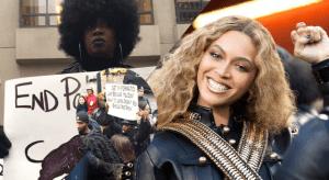 """Protesto """"Anti-Beyoncé"""" é boicotado por ativistas do movimento negro em apoio à cantora"""