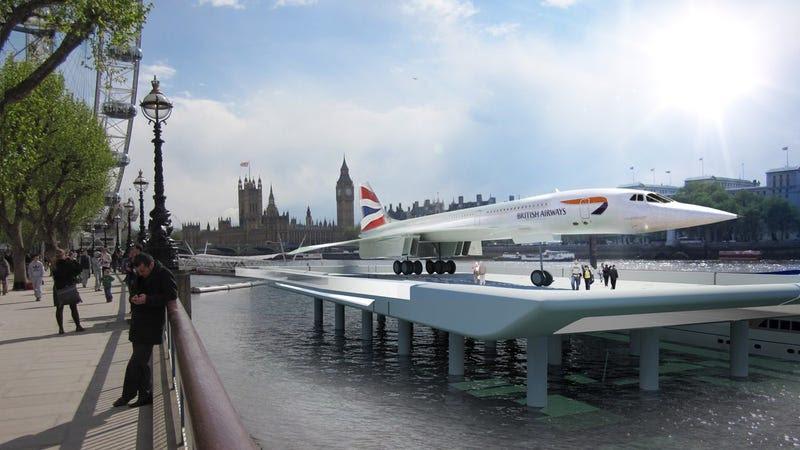 El Concorde podría volver a volar en 2019