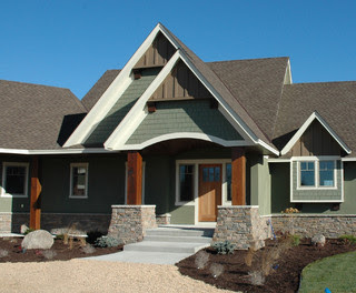 Consider Your Home's Roof Color: A Major Design Statement | Your ...
