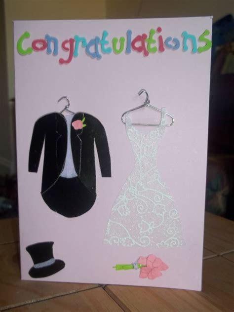DIY Congratulations Wedding Card   Weddingbee Photo Gallery