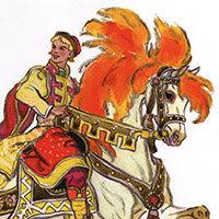 Николай Кочергин, Сивка-бурка