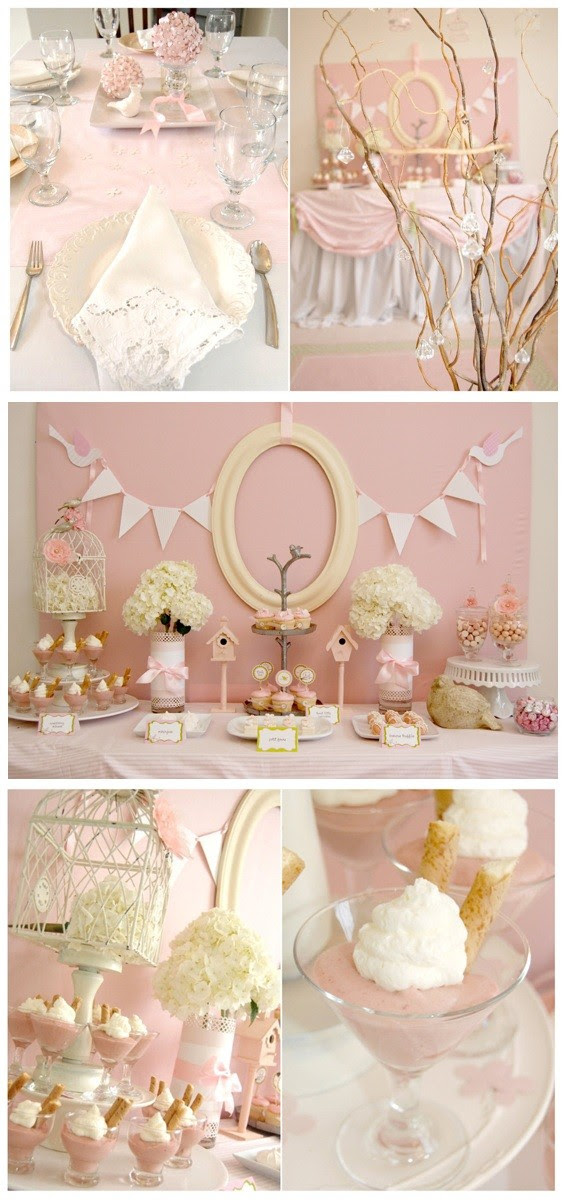 5 Unique Girls Baby Shower Ideas and Themes