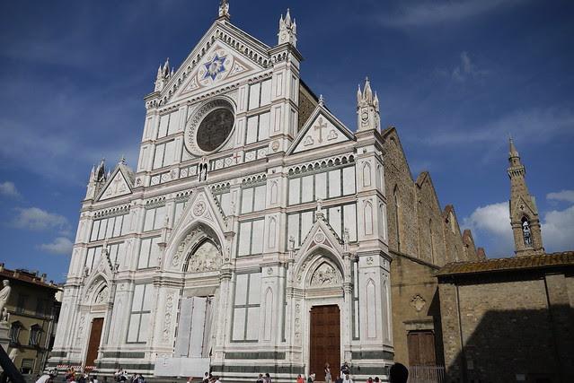 Chiesa della Santa Croce 聖十字教堂