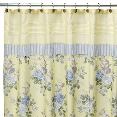Island Song Fabric Shower Curtain,Tommy Bahama Paradise Isle ...