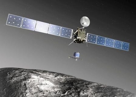 Rosetta, l'Europa nel futuro