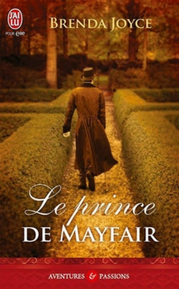 Couverture Le prince de Mayfair