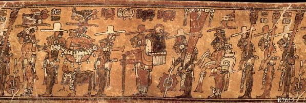 Murales De Bonampak Significado