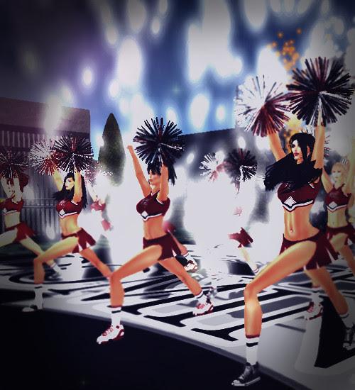 Cheer Off 2011!