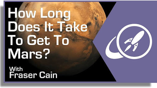 How Long Does it Take to Get to Mars  Heres my next space explainer anTph3NF