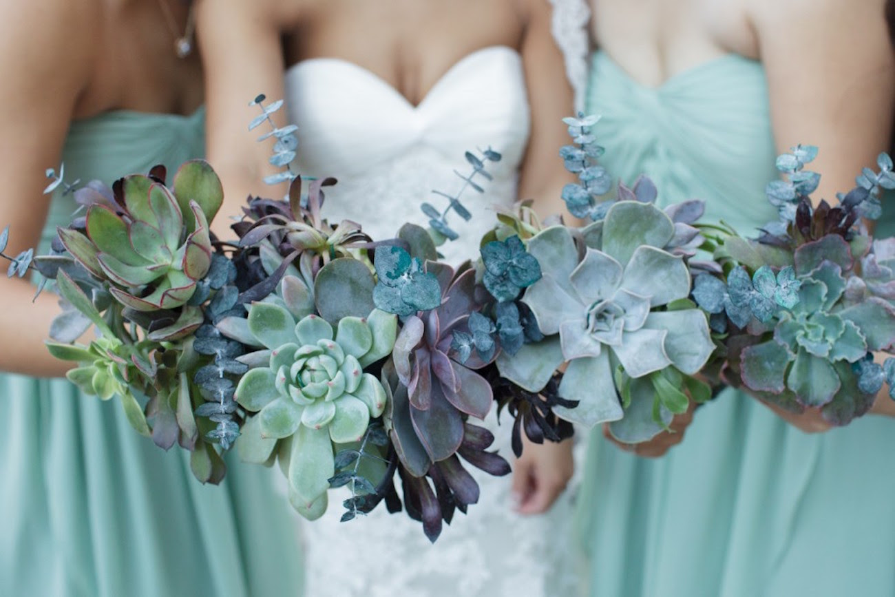 25 Creative And Unique Succulent Wedding Bouquets Ideas Stylish