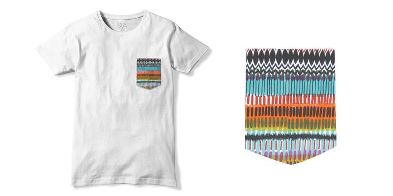 Custom Hanes Beefy T With Pocket Design Online