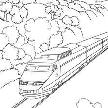 36 Zug Bilder Zum Ausmalen Besten Bilder Von Ausmalbilder