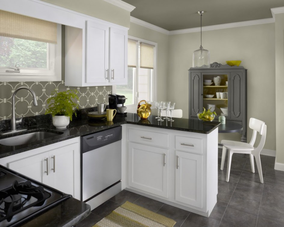 Kitchen Paint Colors: Which color is right for you?
