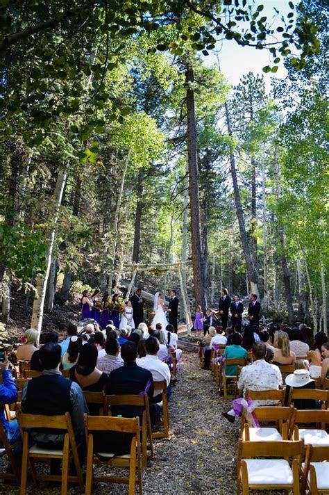 Wedding at Las Vegas Ski and Snowboard Resort. Outdoor