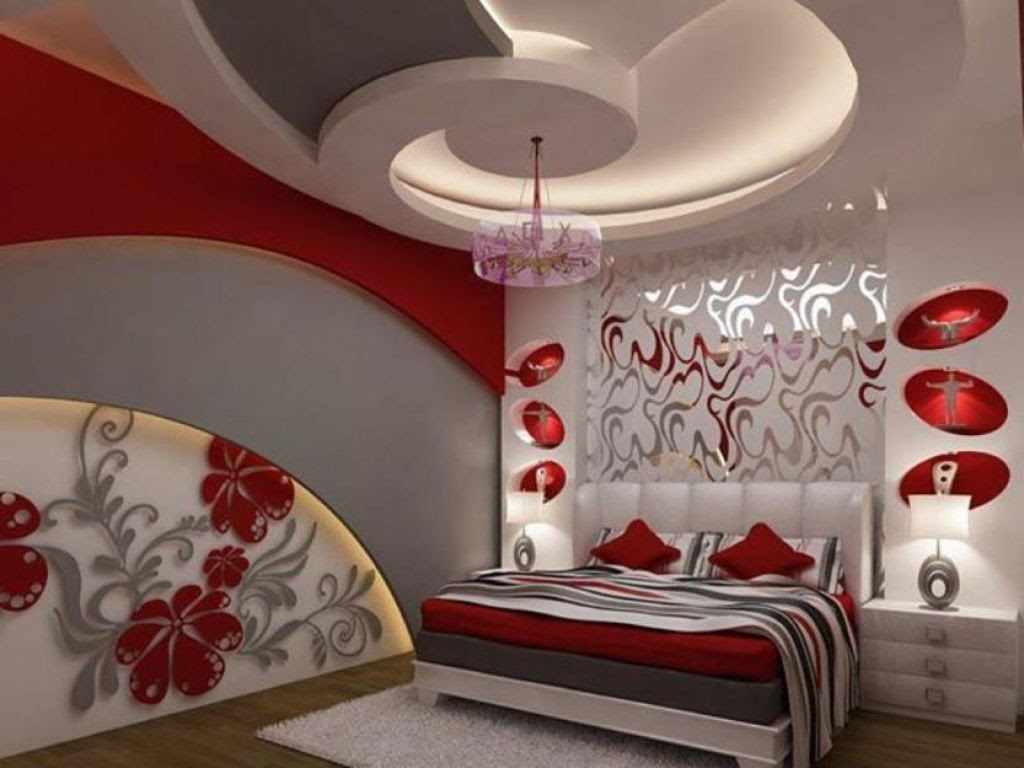 Bedroom Design Modern Master Bedroom Interior Design False Ceiling