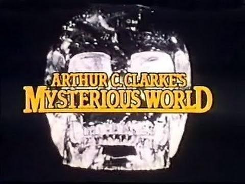 El Mundo Misterioso de Arthur C. Clarke: Los OVNIS