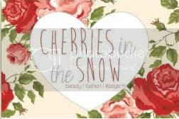 Cherries in the Snow