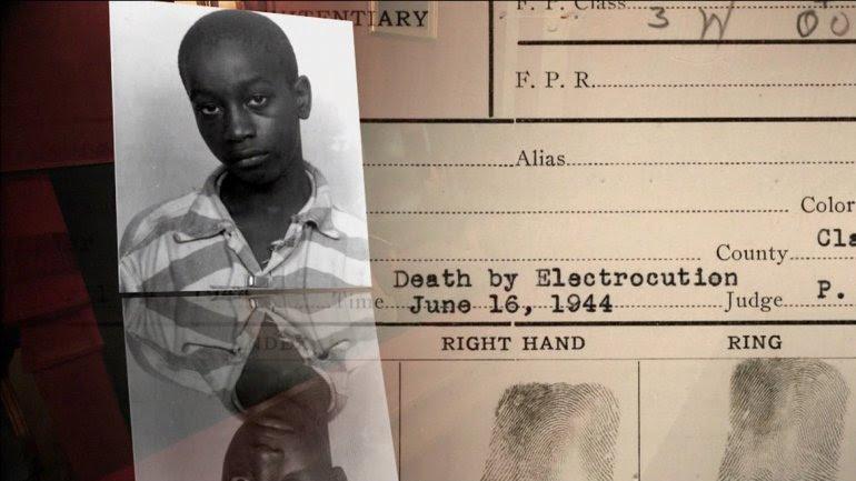 Garoto de 14 anos é considerado inocente 70 anos depois de ser executado